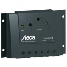 Regulador 8A/12-24V Steca...