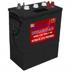Batería DURASOLAR 6V/460Ah...