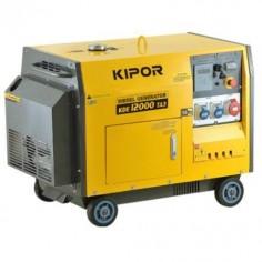 Generador Kipor KDE12000TA