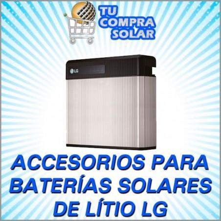 Accesorios para Baterías de Litio LG