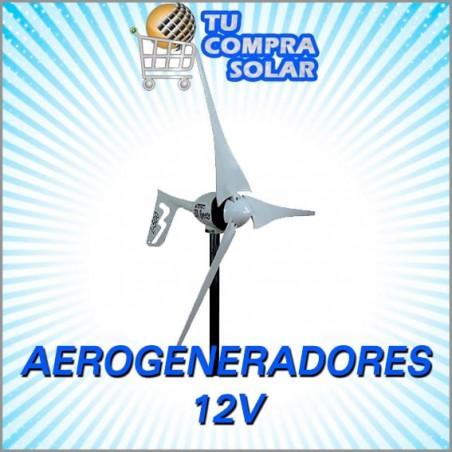 Aerogeneradores 12V