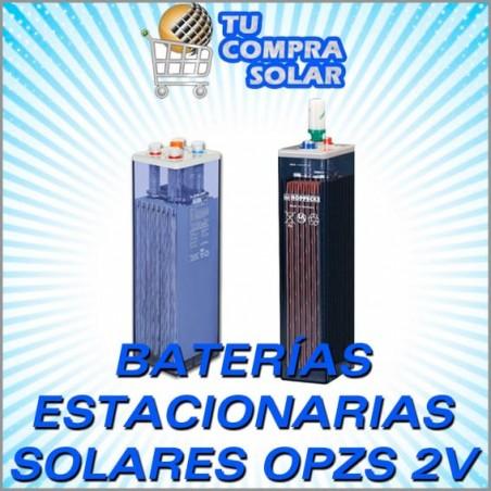 Baterias solares Estacionarias OPZS 2V